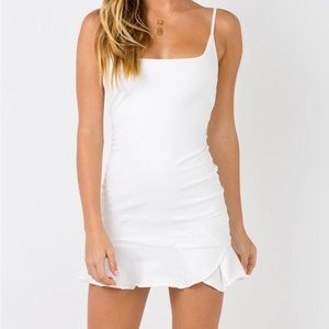 Princess Polly Kiribati Mini dress white